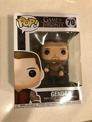 Funko Pop! Game of Thrones Genry Baratheon #70 Vaulted Vinyl Figure New In Box