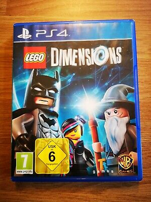 LEGO Dimensions: Starter Pack (PS 4) plus over 14 characters and accessories