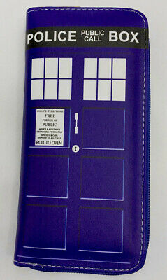 Doctor Who Tardis Geldbörse wallet geldbeutel cosplay anime port­mo­nee comic