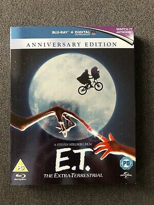 E.T. The Extra-Terrestrial - Blu Ray