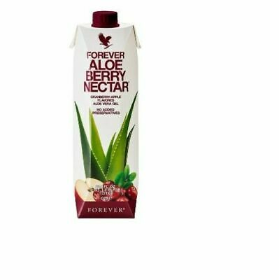 9X Forever Living - Aloe Berry Nectar Gel Drink  1L  **Best Deal**