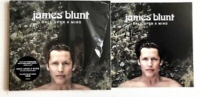 James Blunt - Once Upon A Mind Cd Album Brand New And Signed Autographed