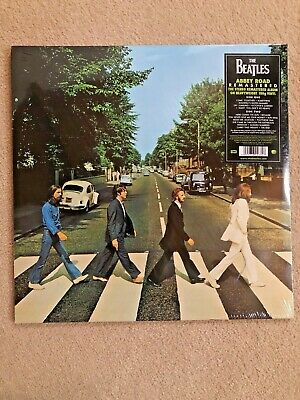 The Beatles - Abbey Road - Remastered 2012 Release - Vinyl Record LP. Mint