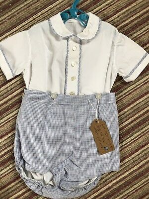 Boys Vintage Suit Christmas Day Outfit