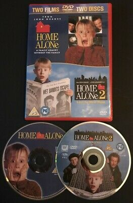 Home Alone / Home Alone 2 - Lost In New York (DVD, 2004)