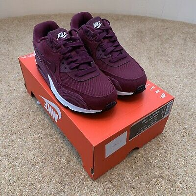 nike air max 90 leather bordeaux