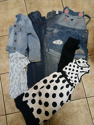 Bundle of Girls Clothes age 4-5years