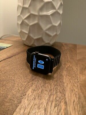 Apple Watch Series 4 44mm Space Gray GPS + Cellular (LOCKED)