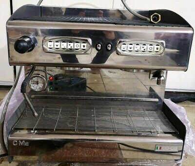 Commercial Cime CO-03 Coffee Machine with quamar grinder