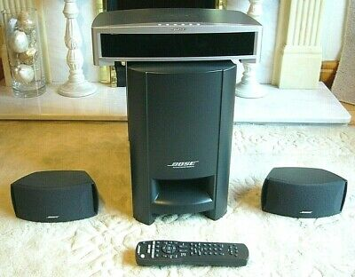 Bose 3·2·1 GS Series III Home Entertainment System with HDMI - Full HD Pictures