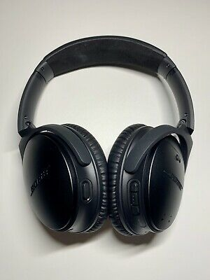 Bose QC35 II QuietComfort 2 Noise Cancelling Wireless headphones -Black Xmas Gif