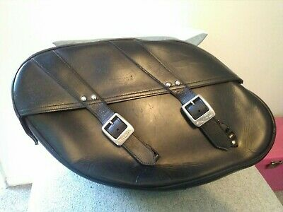 Triumph Thunderbird/America/Speedmaster 2011-16 Leather Left Pannier T2350851