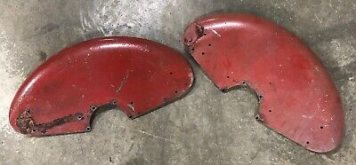 Pair of Farmall Cub Fenders