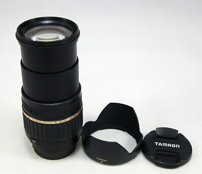 Tamron Aspherical LD XR 18-200mm f/3.5-6.3 Di II IF Macro Zoom Lens - Nikon fit