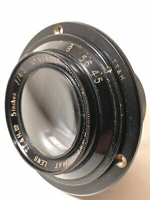 Antique Taylor Taylor & Hobson Cooke Camera Lens
