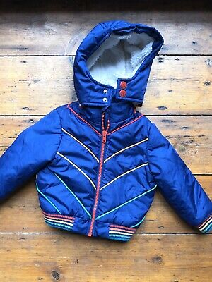 Little Bird Coat Jools Oliver Jacket 9-12m excellent Condition