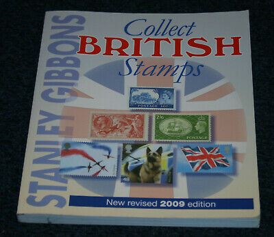 Second-hand Stanley Gibbons 'Collect British Stamps' 60th Edition 2009
