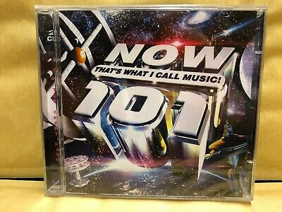 Now Thats What I Call Music 101 2CD Set Various Artists NEW & Sealed WC3