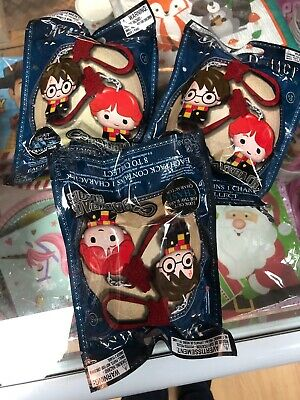 Harry Potter Backpack Buddies Clip On Character Bag Clips Keyring One Supplied