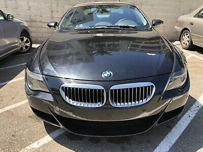 2006 BMW 6-Series  BMW M6 / COUPE 2006