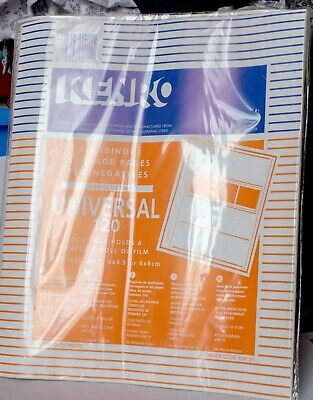 Kenro Clear Fronted Bag for Photo Storage 5.5x7.5 Inch Pack of 500 NB021