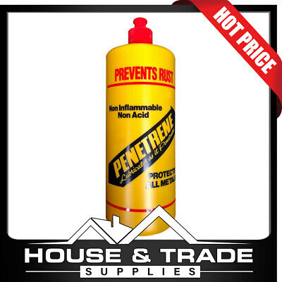 Penetrene Rust Prevention 250ml Displaces Moisture Lubricates and Cleans