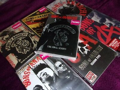 Sons Of Anarchy The Complete Series  INTERNATIONAL SHIPPING AVAILABLE