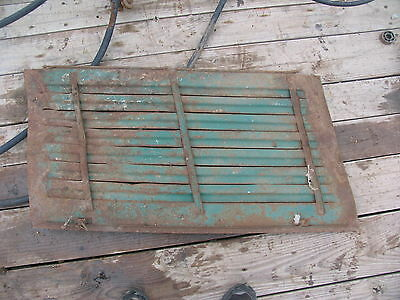 Oliver Tractor 77  Hood Side Curtains Cover