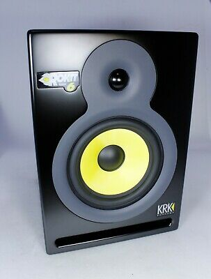 Genuine Krk Rokit Pro Powered 6 Active Monitors First Generation Studio Monitor