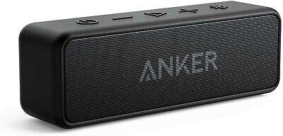[Upgraded] Anker Soundcore 2 Portable Bluetooth Speaker with 12W Stereo Sound
