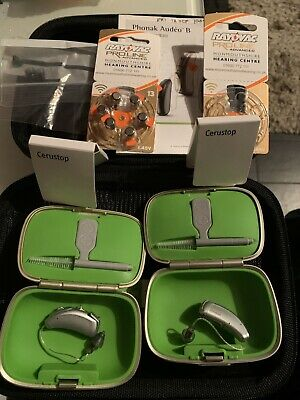 Phonak audeo B 50-13 Hearing Aids
