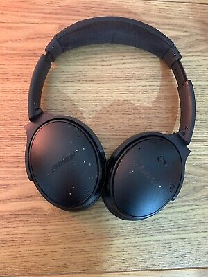 Bose QuietComfort QC35 II Noise Cancelling Wireless Headphones - Black