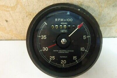 USED SMITHS 4000 RPM MILITARY ARMY TACHOMETER Daimler Ferret Armoured Scout