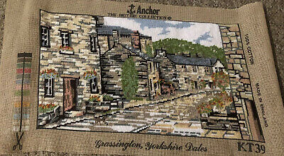 Tapestry Canvas - COMPLETED - Yorkshire Dales