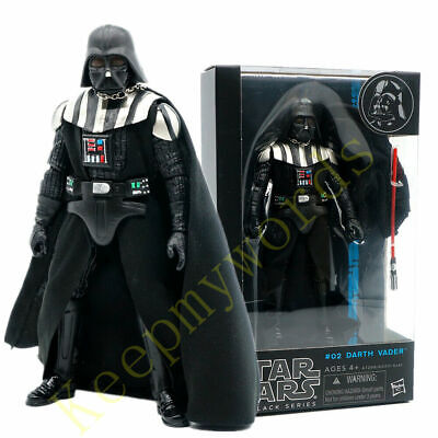 "Star Wars Skywalker The Black Series Dark Lord Sith Darth Vader 6"" Action Figure"