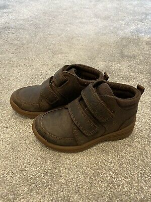 Clarks Kids Boots Leather Size 7 Infant BNIB