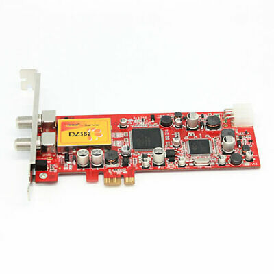 TBS 6981 PCI-E DVB-S2 Dual Tuner Satellite TV Card