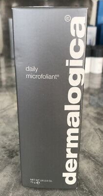 Dermalogica Daily Microfoliant 75g fresh 100% authentic SEALED free postage