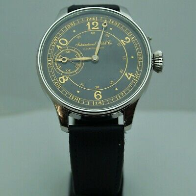 IWC International Watch Co MENS WRIST WATCH