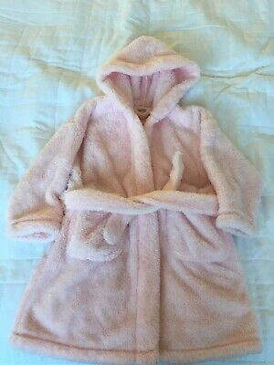 Next Girls Dressing Gown Age 3-4 Years