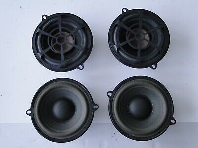 Renault Grand Megane Scenic  Mk2 Door Speakers Set Of 4   8200439474 8200193687