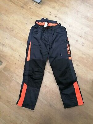 Stihl Dynamic Type C Chainsaw Trousers Large