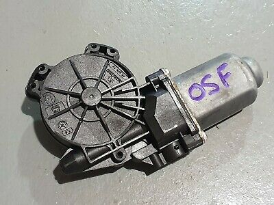 Renault Megane / Scenic 2003 - 2008 Osf Drivers Side Front Window Motor