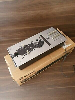 Boxed Vestax PMC-06 Pro *VCA Edition* Fully Serviced + Faceplate & Innofader Pro