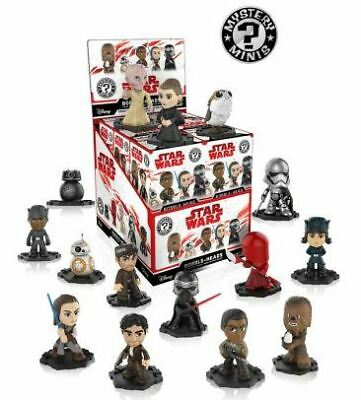 Star Wars: The Last Jedi Mystery Minis Blind Box - ONE random box supplied