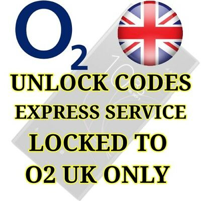 Unlock Code Service O2 UK Samsung Galaxy S6 Edge S7 Edge S8 Plus S8+ Unlocking