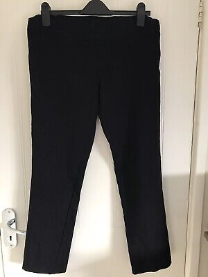 New Look Maternity Over The Bump Smart Trousers Size 10