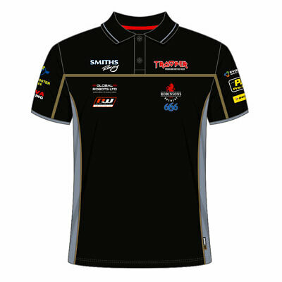 Official Peter Hickman TROOPER - IRON MAIDEN Polo - LIMITED EDITION