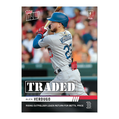 2019 Topps NOW MOY10 Pete Alonso RC Mets Moment Of The Year 10