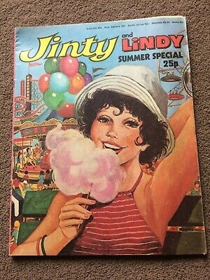 1976 JINTY & LINDY Summer Special